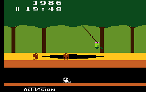 Pitfall_Harry!