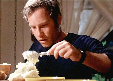 Close Encounters Mashed Potatoes Scene