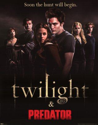 Twilight and Predator