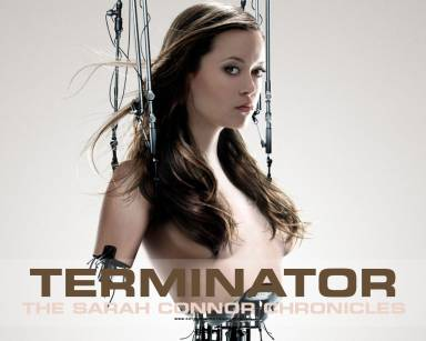 Terminator Cameron - Sarah Connor Chronicles wallpaper