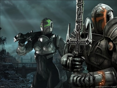 Hellgate London Wallpaper